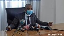 Mosambik Zambézia Staatsanwaltschaft