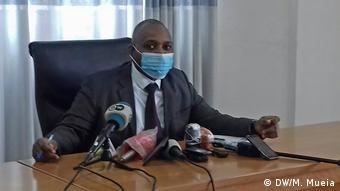 Mosambik Zambézia Staatsanwaltschaft (DW/M. Mueia)