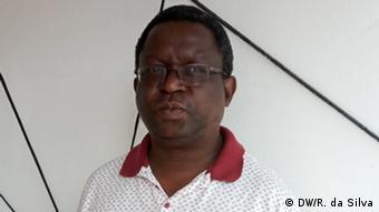 Afrika Mosambik Teodoro de Abreu