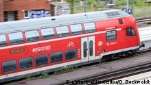 Deutschland Symbolbild Regionalbahn