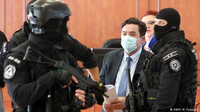 Bei dem Prozess in der Slowakei ging es um den Mord am Journalisten Ján Kuciak und seiner Verlobten Martina Kušnírová, sowie der Ermordung des Unternehmers Peter Molnár. Angeklagt war der Geschäftsmann Marián Kočner