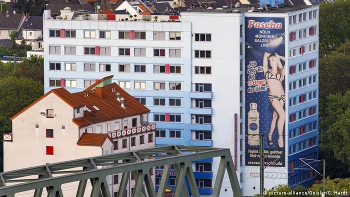 Seit Jahrzehnten in Köln eine Institution: Europas größtes Bordell Pascha