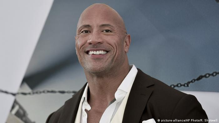 Dwayne Johnson (picture-alliance/AP Photo/R. Shotwell)
