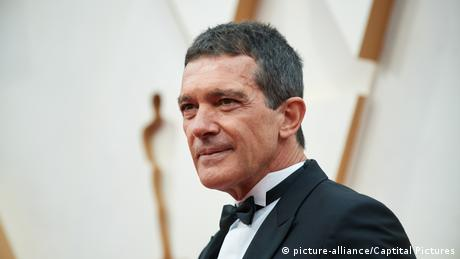 الممثل الإسباني أنطونيو بانديراس