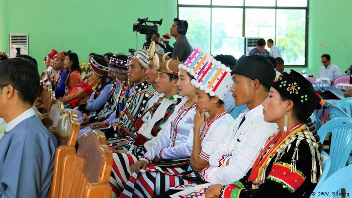 Konferenz Ethnischer Medien Mynamar CEM (DW/V. Silberg)