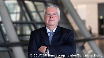 Эксперт по внешнеполитическим вопросам фракции блока ХДС/ХСС в бундестаге Юрген Хардт