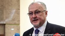 Russland Yuriy Ganus Ex-Direktor RUSADA