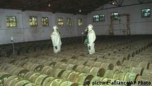Russland Novichok | Chemiewaffenlager Gorny