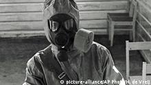 Russland Novichok | Chemiewaffen-Forschungslabor Shikhany 1987