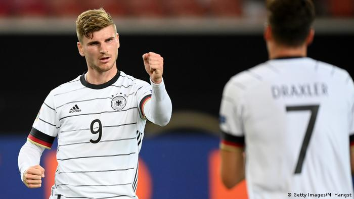 UEFA Nations League Deutschland Spanien Tor Werner