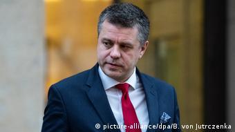 Урмас Рейнсалу, министр иностранных дел Эстонии