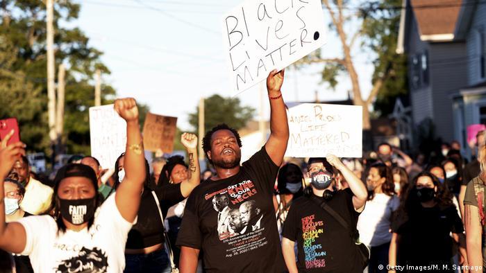 Rochester, New York Black LIves Matter Protest