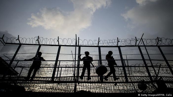 Philippinen Manila Gefängnis Symbolbild (Getty Images/AFP/N. Celis)
