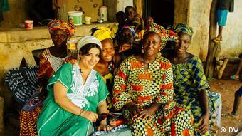 Senegal | Yalda Zarbakhch DW Leiterin Farsi