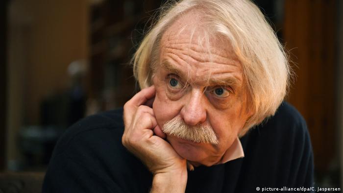 Profilerul și publicistul Axel Petermann