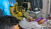 Bangladesch | Wahida Khanam - Regierungsmitarbeiter von Angreifern schwer verletzt
