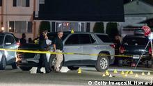 USA | Portland Schießerei |Verdächtiger erschossen