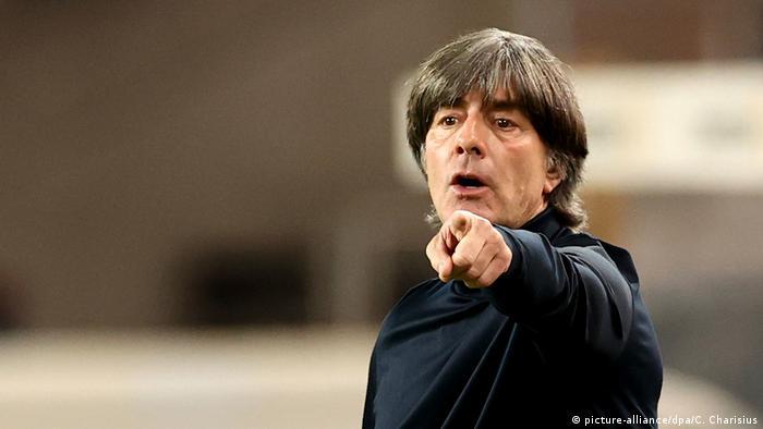 Fußball | Nations League | Deutschland - Spanien