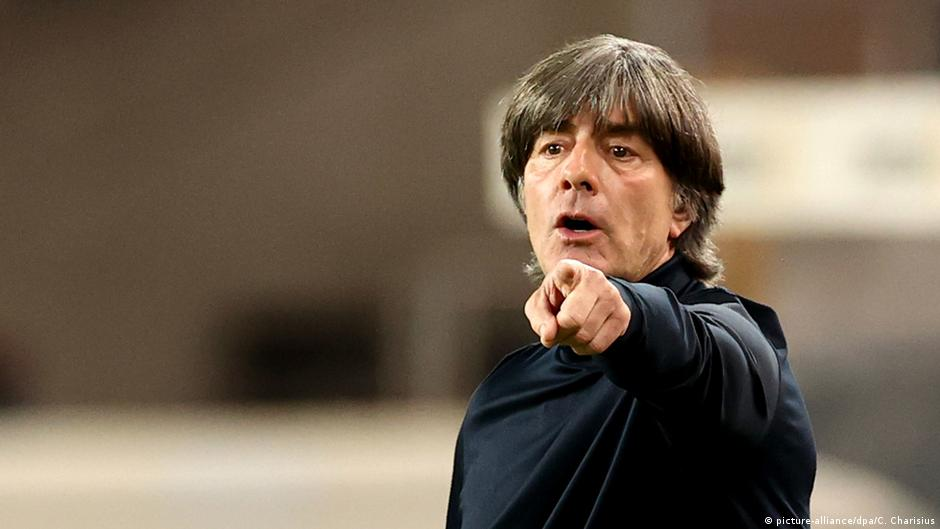 Joachim Low S Germany Rebuild Remains A Disappointing Construction Site Sports German Football And Major International Sports News Dw 12 10 2020