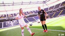 Fußball   Eintracht Frankfurt Frauen