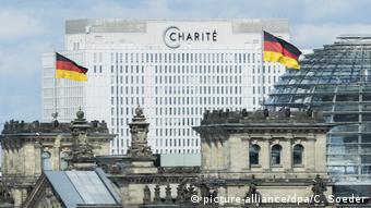Deutschland Berliner Charite