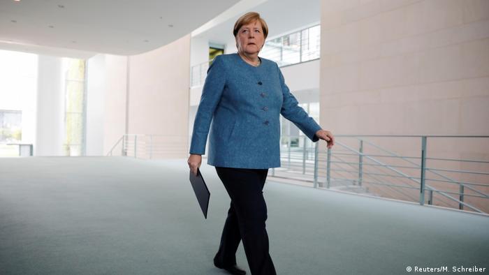 Deutschland Angela Merkel (Reuters/M. Schreiber)