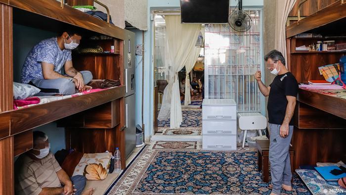 تصویری دیده نشده از ندامتگاه مرکزی تهران (فشافویه)