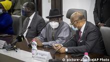 Mali politische Krise | Vermittler Goodluck Jonathan aus Nigeria