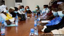Mali politische Krise | Delegation der M5-RFP-Opposition