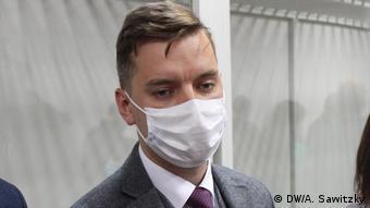 Адвокат Дмитро Круговий