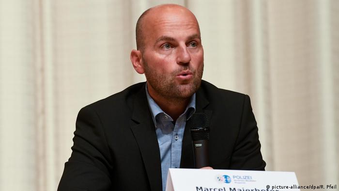 Deutschland | PK zum Tod von fünf Kindern in Solingen | Marcel Maierhofer (picture-alliance/dpa/R. Pfeil)