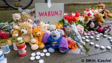 Deutschland Solingen | Trauer um den Tod von fünf Kindern