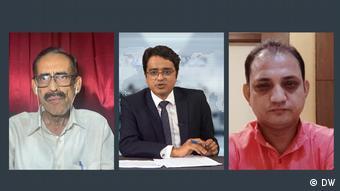 Khaled Muhiuddin Asks talkshow featured Raju Banerjee and Monir Ahmed