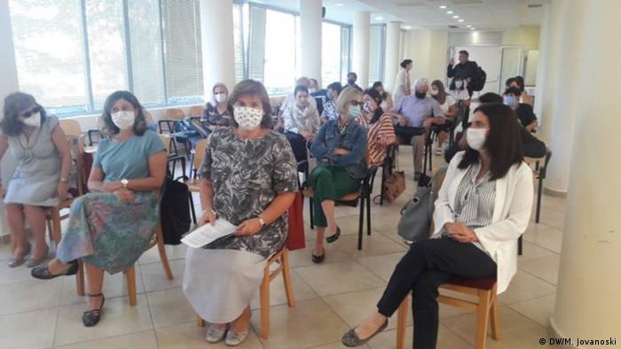 Nordmazedonien Seminar für Mazedonische Sprache, Literatur und Kultur in Ohrid