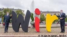 Deutschland Eröffnung EinheitsEXPO Potsdam