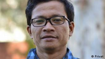 Direktur Eksekutif Amnesty International Indonesia Usman Hamid.