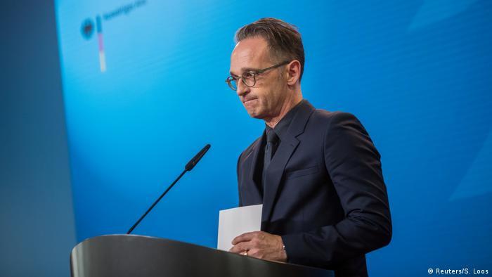Berlin I Heiko Maas (Reuters/S. Loos)