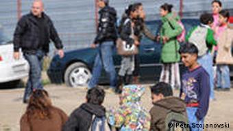 Roma Kinder in Suto Orizari
