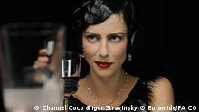 Filmszene Channel Coco und Igor Stravinsky