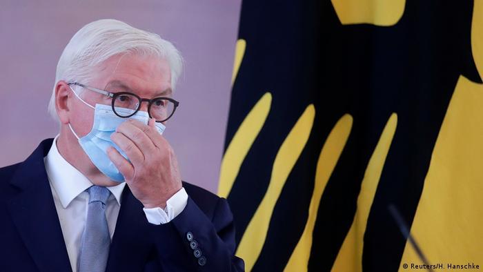 Президент ФРГ Франк-Вальтер Штайнмайер