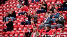 Fußball Bundesliga | Freundschaftsspiel Union Berlin - 1. FC Nürnberg | Mit Fans