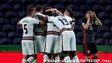 UEFA Nations League Portugal v Kroatien