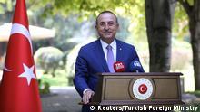 Türkei Mevlut Cavusoglu