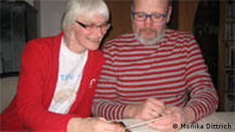 Lydia Piechotta and Johannes Wendeler