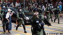 Honkong | Proteste | Pro-Demokratie