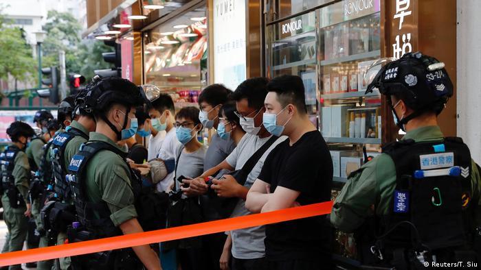 Honkong   Proteste   Pro-Demokratie (Reuters/T. Siu)