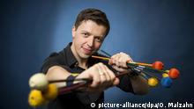 Martin Grubinger österreichischer Schlagzeuger