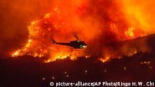 USA Kalifornien Waldbrände 06.09.2020