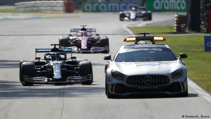 Formel 1 Grand Prix in Monza | Safety Car