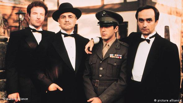 Flash-Galerie Al Pacino Der Pate Teil 1 The Godfather